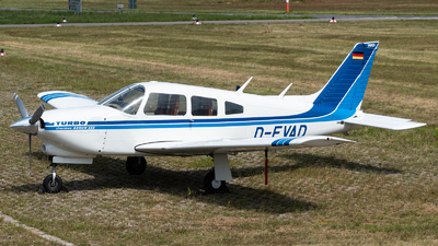 D-EVAD - Piper PA-28R-201T Turbo Cherokee Arrow III - Private
