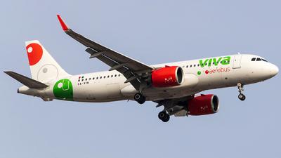 XA-VIN - Airbus A320-271N - VivaAerobus
