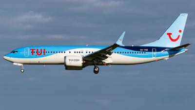 OO-TMZ - Boeing 737-8 MAX - TUI