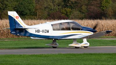 HB-KOW - Robin DR400/180 Régent - Private