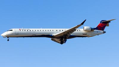 A picture of N176PQ - Mitsubishi CRJ900LR - Delta Air Lines - © Conor Clancy