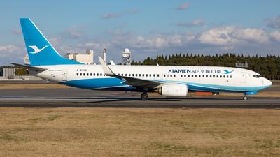 B-5706 - Boeing 737-85C - Xiamen Airlines