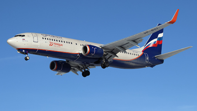 A picture of VPBGI - Boeing 7378LJ - Aeroflot - © Belikov Ilya
