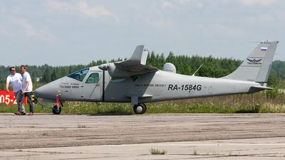 RA-1584G - Tecnam P2006T - Private