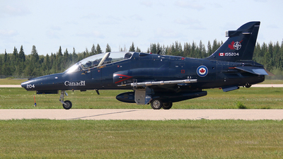 155204 - British Aerospace CT-155 Hawk - Canada - Royal Canadian Air Force (RCAF)
