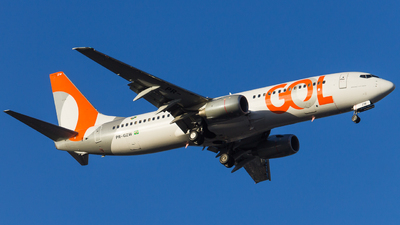 A picture of PRGZW - Boeing 73786N - GOL Linhas Aereas - © Emerson Victor Farias