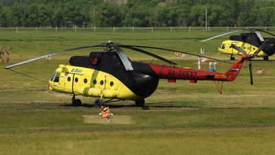 RA-24577 - Mil Mi-8T Hip - UTair Aviation