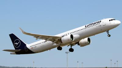 D-AIEC - Airbus A321-271NX - Lufthansa