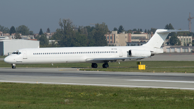 A picture of URCSA - McDonnellDouglas MD82 - Bukovyna Airlines - © Yura Tanchyn