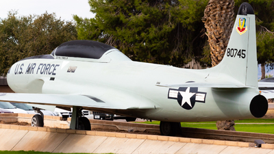 58-0495 - Lockheed T-33 Shooting Star - United States - US Air Force (USAF)