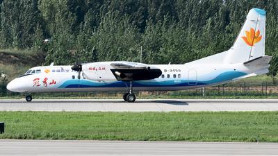 B-3455 - Xian MA-60 - Joy Air