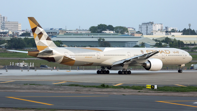 A picture of A6ETG - Boeing 7773FX(ER) - Etihad Airways - © Thanh Ho - SFAP