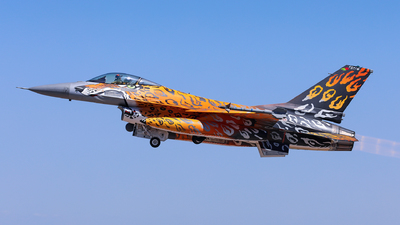 15116 - General Dynamics F-16AM Fighting Falcon - Portugal - Air Force