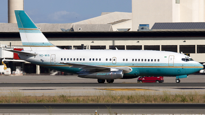 HZ-MIS - Boeing 737-2K5(Adv) - Private