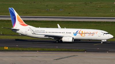 SU-TMG - Boeing 737-86J - FlyEgypt