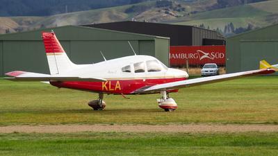 ZK-KLA - Piper PA-28-181 Archer II - Private