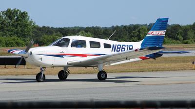 N861P - Piper PA-28-181 Archer TX - ATP Flight School