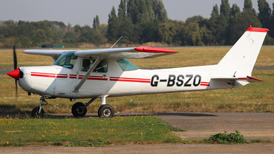G-BSZO - Cessna 152 - Private