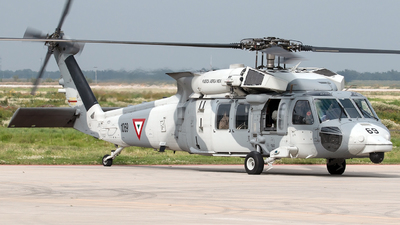 1069 - Sikorsky UH-60M Blackhawk - Mexico - Air Force