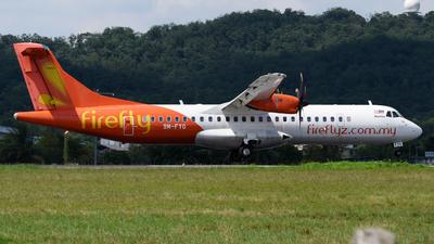 9M-FYG - ATR 72-212A(500) - Firefly