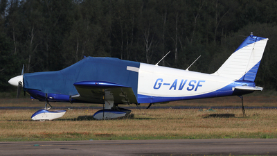 G-AVSF - Piper PA-28-180 Cherokee C - Private