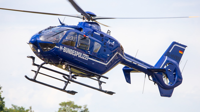 D-HVBR - Eurocopter EC 135T2 - Germany - Bundespolizei