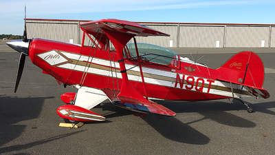 N9QT - Pitts S-2B Special - Private