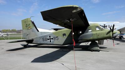 58-85 - Dornier Do-28D2 Skyservant - Germany - Air Force