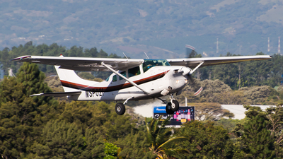 MSP021 - Cessna TU206G Turbo Stationair - Costa Rica - Ministry of Public Security