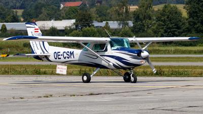 OE-CSM - Cessna 152 II - Luftsportverband Salzburg