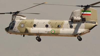 5-9306 - Boeing CH-47C Chinook - Iran - Air Force