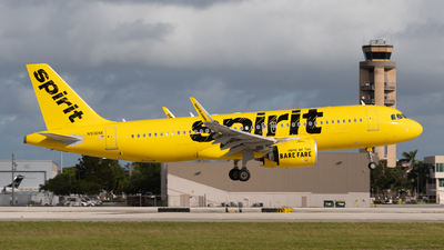 A picture of N906NK - Airbus A320271N - Spirit Airlines - © JTPAviation