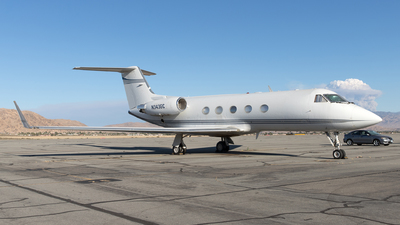 N343GC - Gulfstream G-III - Private