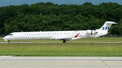 EC-MJQ - Bombardier CRJ-1000 - Scandinavian Airlines (SAS) (Air Nostrum)