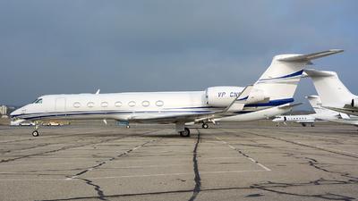 VP-CNP - Gulfstream G550 - Jet Aviation Business Jets