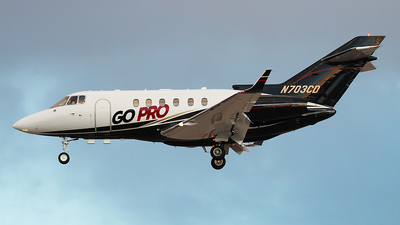 N703CD - Raytheon Hawker 900XP - Private