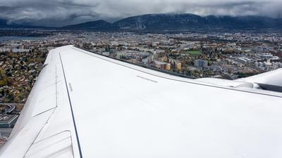EI-FWD - Sukhoi Superjet 100-95B - Brussels Airlines (CityJet)