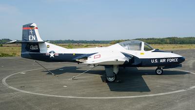 65-10825 - Cessna T-37B Tweety Bird - United States - US Air Force (USAF)