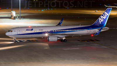 JA619A - Boeing 767-381(ER) - All Nippon Airways (ANA)