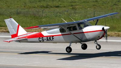 CS-AKF - Cessna 172C Skyhawk - Private
