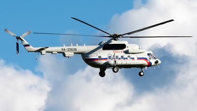 RA-25636 - Mil Mi-8MTV-1 Hip - Russia - 224th Flight Unit State Airline