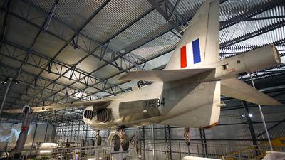 XP984 - Hawker P1127 - United Kingdom - Royal Air Force (RAF)