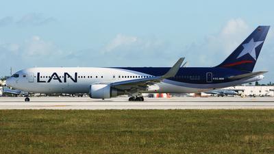 CC-BDD - Boeing 767-316(ER) - LAN Airlines