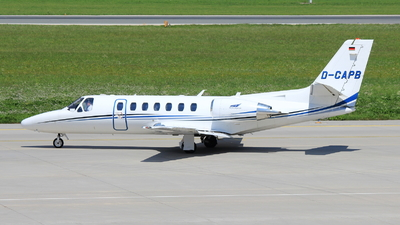 D-CAPB - Cessna 560 Citation Encore - Aerowest Flugcharter