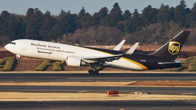 N311UP - Boeing 767-34AF(ER) - United Parcel Service (UPS)