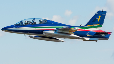 MM54538 - Aermacchi MB-339PAN - Italy - Air Force