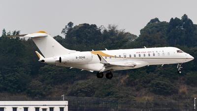 B-3246 - Bombardier BD-700-1A10 Global Express - Zyb Lily Jet