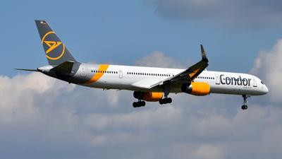 A picture of DABOA - Boeing 757330 - Condor - © LukasAndreas