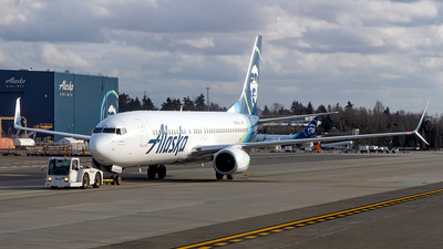 N506AS - Boeing 737-890 - Alaska Airlines