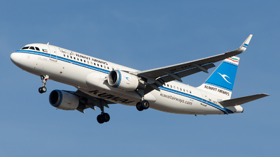 A picture of 9KAKK - Airbus A320214 - Kuwait Airways - © Alp AKBOSTANCI